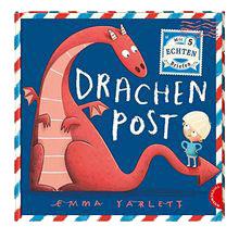 Bilderbuch Drachenpost